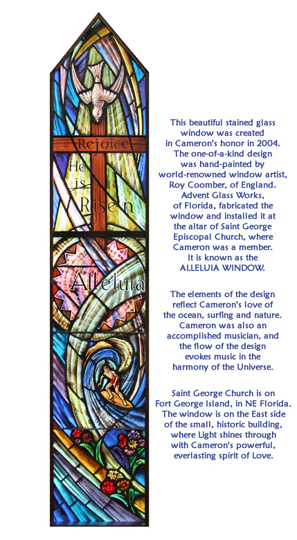 Alleluia Window